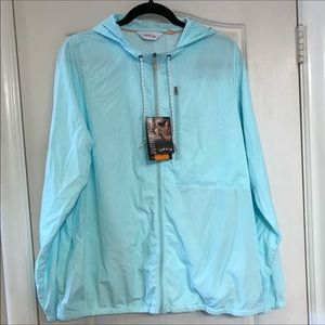 NWT Orvis XL Hooded Open Air Caster jacket